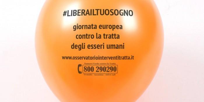 Decima Giornata Europea Contro la Tratta  #liberailtuosogno