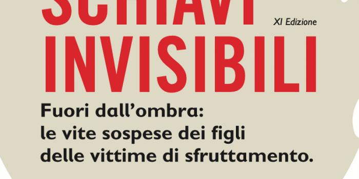 Piccoli schiavi invisibili – Report Save The Children 2021